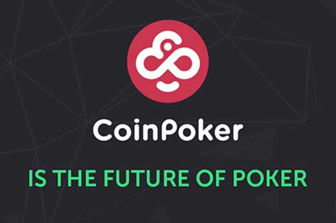 "coinpoker logo ""future of poker"""