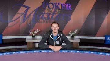 Steffen Sontheimer at the Poker Masters