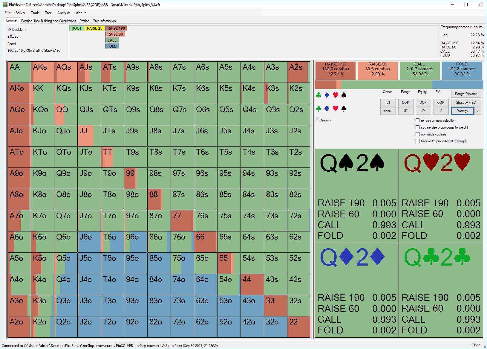 BB vs SB-2.5x 21-17BB