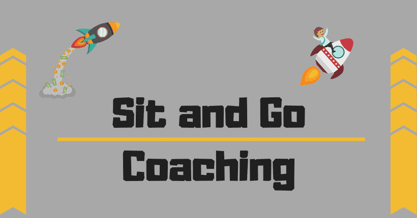 Sit and Go coaching