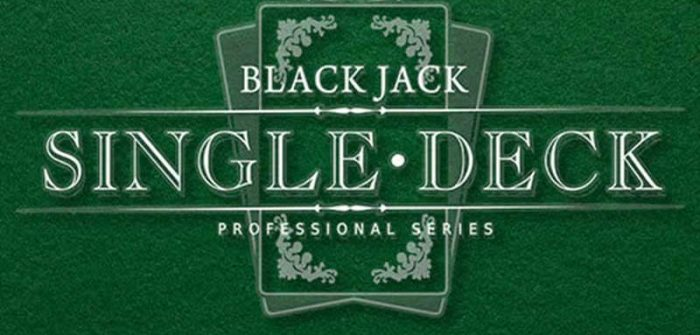 single-deck-blackjack